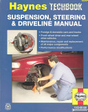 Suspension  Steering and Driveline Manual