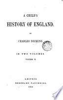 A Child S History Of England 2