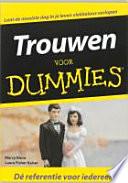 Trouwen voor Dummies   druk 1