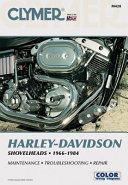 Clymer Harley Davidson Shovelheads 66 84  Service  Repair  Maintenance