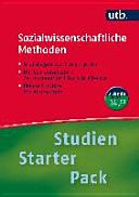 Studien-Starter-Pack Sozialwissenschaftliche Methoden