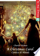 A Christmas Carol  English Italian edition illustrated