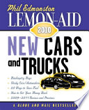 Lemon Aid New Cars And Trucks 2010