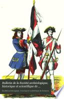 Bulletin de la Société archéologique, historique et scientifique de Soissons