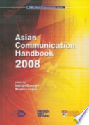 Asian Communication Handbook 2008