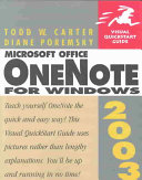 Microsoft Office OneNote 2003 for Windows