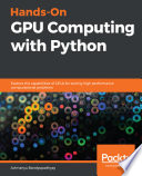 Hands On Gpu Computing With Python