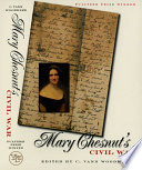 Mary Chesnut s Civil War