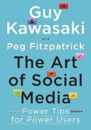 Art of social media: power tips for power users