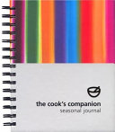 The Cook s Companion Seasonal Journal