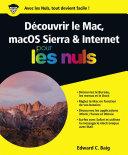 D  couvrir le Mac  macOS Sierra Internet Pour les Nuls