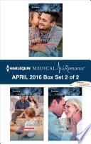 Harlequin Medical Romance April 2016 Box Set 2 Of 2
