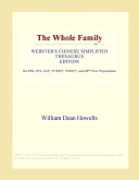 The Whole Family  Webster s Chinese Simplified Thesaurus Edition