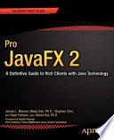 Pro JavaFX 2
