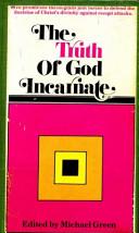 The Truth of God Incarnate