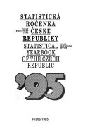 Statistical yearbook of the Czech republic