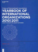 Yearbook of International Organizations 2010 2011