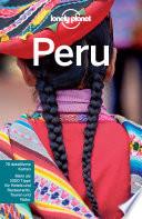 Lonely Planet Reisef  hrer Peru