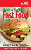 download ebook guide to healthy fast-food eating pdf epub