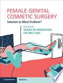 Female Genital Cosmetic Surgery