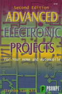 Advanced Electronic Projects for Your Home and Automobile