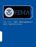 IS 775  EOC Management and Operations