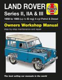 Land Rover Series Ii Iia And Iii Petrol And Diesel Service And Repair Manual
