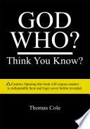 God Who