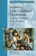 Improving Early Childhood Development