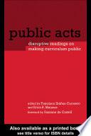 Public Acts