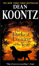 The Darkest Evening of the Year-book cover