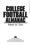 College football almanac