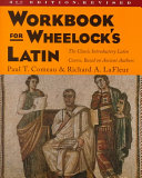Workbook for Wheelock s Latin  3rd Edition  Revised