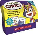 First Little Comics Classroom Set  Levels E and F