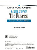 Science Workshop Series    the universe