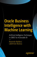 Oracle Business Intelligence with Machine Learning