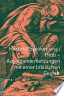 Hiob   Auseinandersetzungen mit einer biblischen Gestalt
