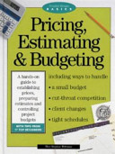 Pricing  Estimating  and Budgeting