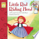 Little Red Riding Hood Uneasy When Her Grandmother Looks
