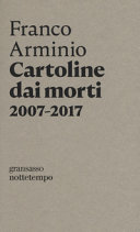Cartoline dai morti 2007 2017