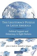 The Legitimacy Puzzle in Latin America