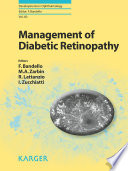 Management Of Diabetic Retinopathy