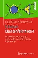 Tutorium Quantenfeldtheorie
