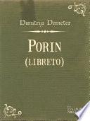 Porin (libreto)