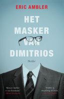 Het masker van Dimitrios