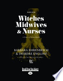 Witches Midwives And Nurses