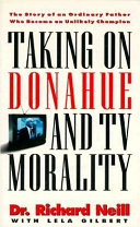 Taking on Donahue and TV Morality