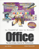 The Essential Book for Microsoft Office