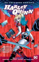 Harley Quinn Vol  3  Rebirth