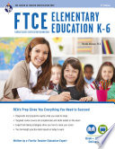 FTCE Elementary Education K 6 Book   Online